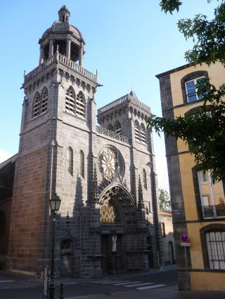 Façade, Notre-Dame du Marthuret