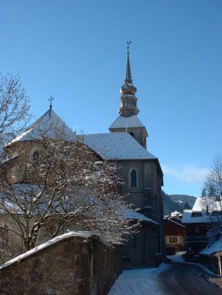 Église abbatiale d'Abondance