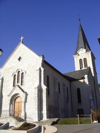 Église de Chevenoz