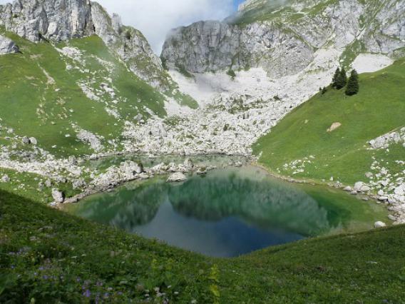 Lac de Darbon