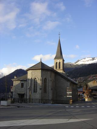 Église de Châtel