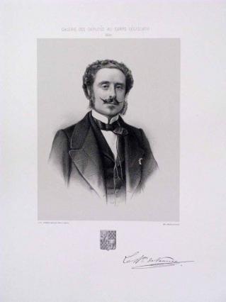 Charles Eugène de Veauce