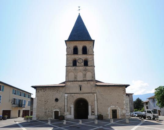 L'église de Saint-Laurent-des-Près