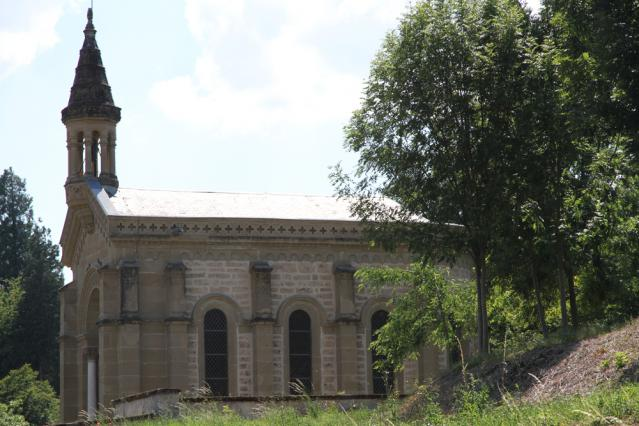 La chapelle des papetiers