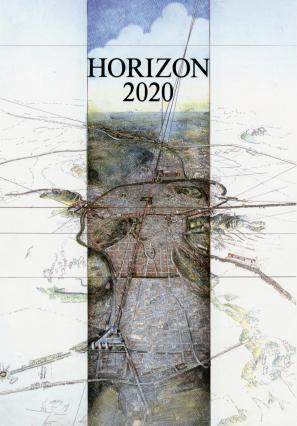 «Saint-Étienne horizon 2020» de Ricardo Bofill, 1995-1996