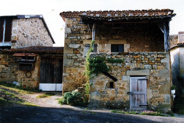 Maison vigneronne de Bongheat