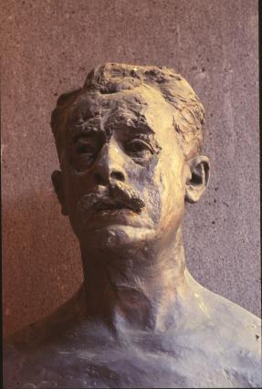 Buste d'Etienne Clémentel par Rodin