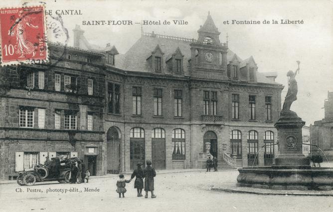 Édifice entre 1904 et 1906
