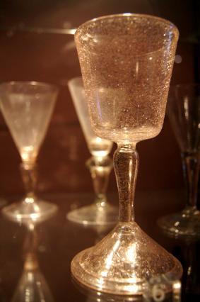 Verres de Margeride - Musée d'art et d'histoire Alfred Douët