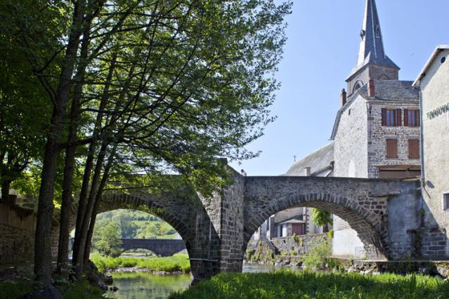 Vue sur le Pont Vieux