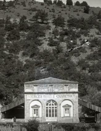 Pavillon de la source de Chabetout à Ardes