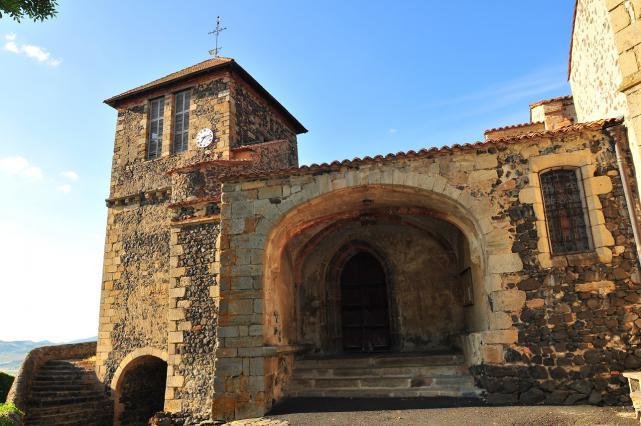 Église d'Usson