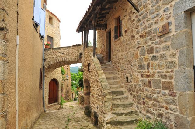 Maison vigneronne à Montpeyroux