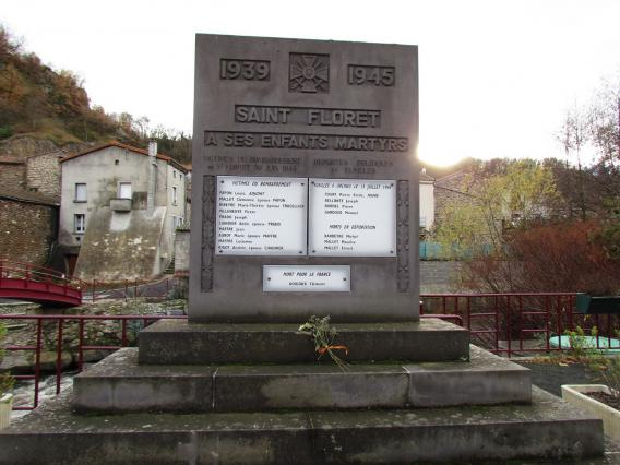 Monument de Saint Floret