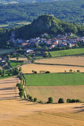 Vodable, ancienne capitale des Dauphins d'Auvergne