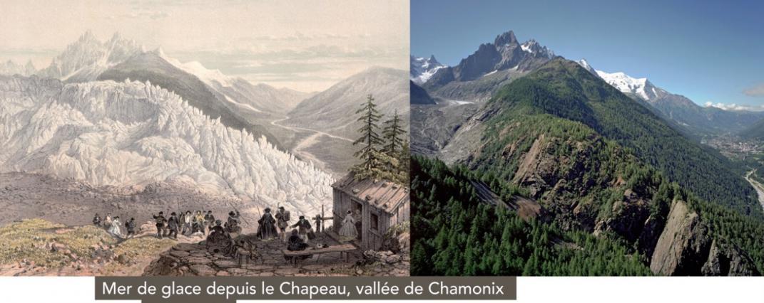 Mer de Glace, Chamonix-Mont-Blanc