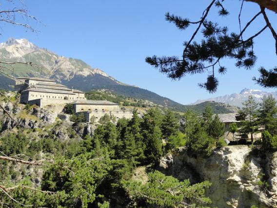 Esseillon, Fort Victor-Emmanuel et Redoute Marie-Thérèse