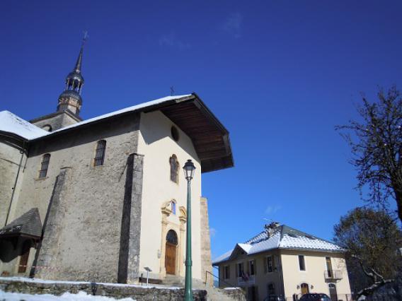 Saint-Nicolas-la-Chapelle, église
