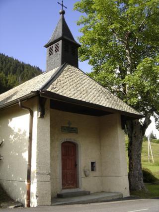 Chapelle de Bonnevaux