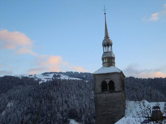 Saint-Nicolas-la-Chapelle, clocher