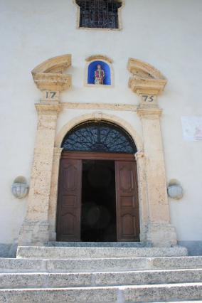 Saint-Nicolas-la-Chapelle, portail