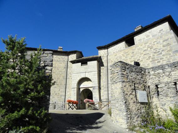 Aussois, Barrière de l'Esseillon, Fort Marie-Christine