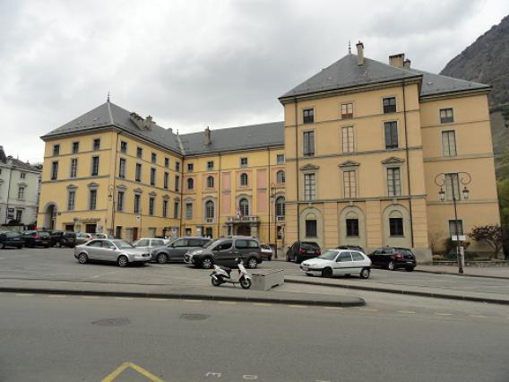 Saint-Jean-de-Maurienne, Évêché