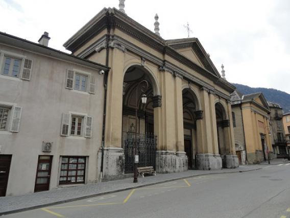 Saint -Jean-de-Maurienne, Cathédrale