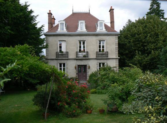 Maison à Saint-Jean-des-Ollières, années 1930