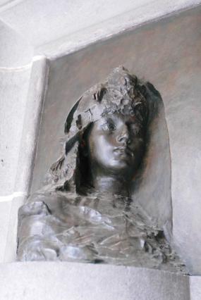 Gallia Vitrix par Rodin
