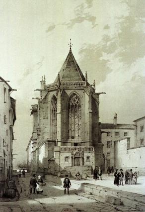 Gravure XIXe siècle