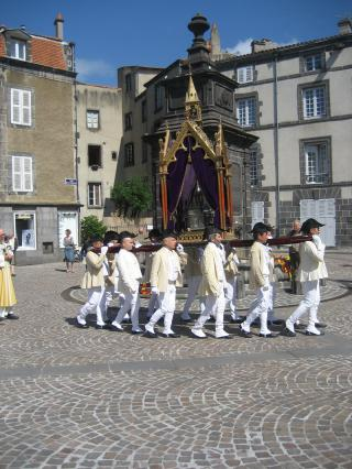 Procession de la Saint-Amable