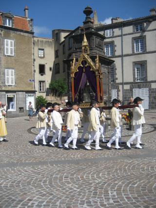 Procession de la Saint-Amable