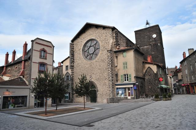 Quartier de la Halle aux Bleds réhabilité