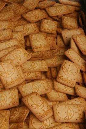 Les biscuits de Chalais
