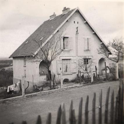 Maison ouvrière de La Combelle, vers 1935