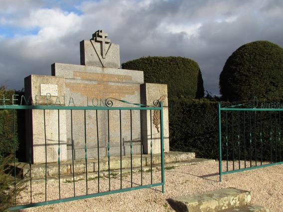 Monument commémoratif de la bataille de Chaméane - 1946
