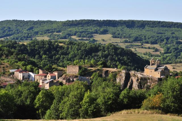 Promontoire de Saint-Hérent