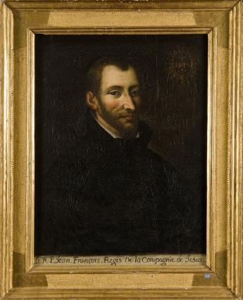 Portrait de Jean-François Régis, première moitié du 17e siècle