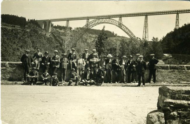 Promenade de deux jours, juillet 1924
