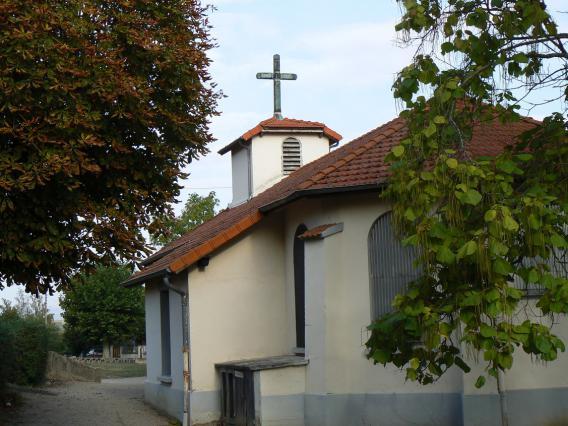 Chapelle de La Combelle