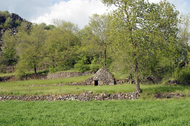 Chibotte et clapas, Vals-près-le-Puy