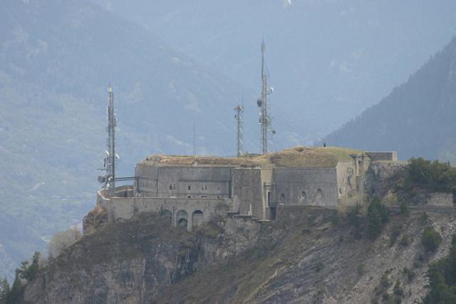 Fort Télégraphe, vue générale