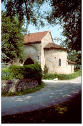 Le prieuré de Chirens