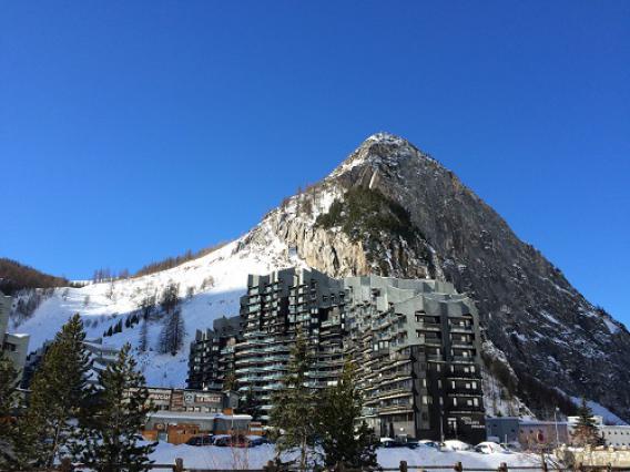 Val d'Isère, La Daille