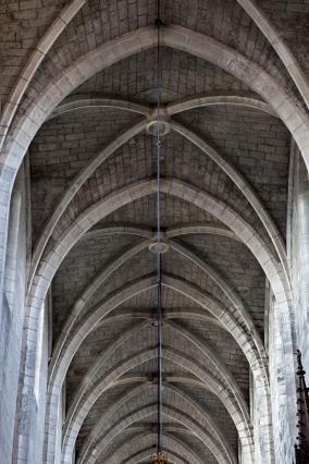Voûtes de la Cathédrale