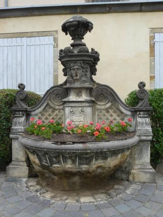 Fontaine de l'éperon