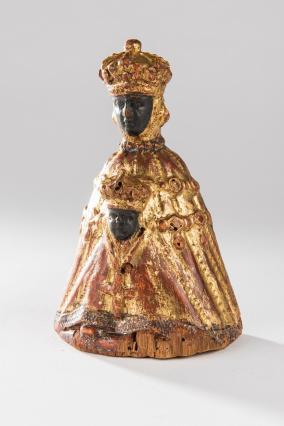 Vierge noire, statuette