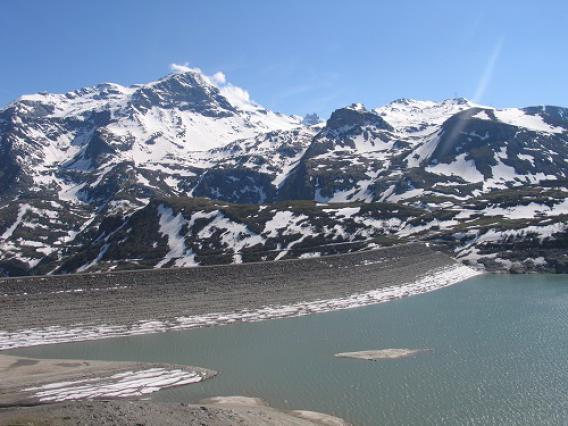 Mont-Cenis Barrage