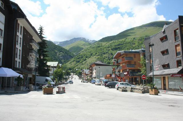 Valloire, avenue de la Vallée d'Or